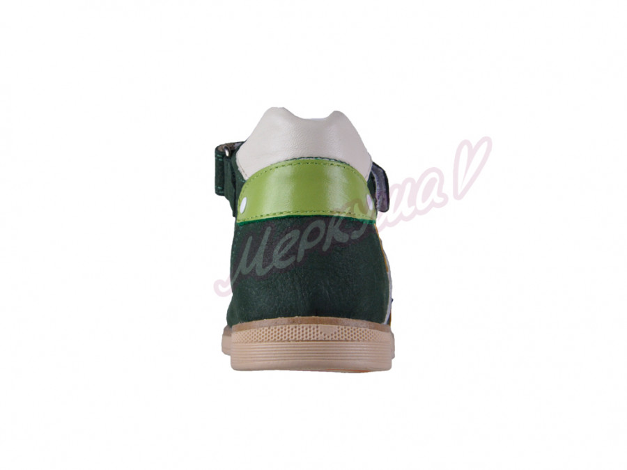 Босоножки  Panda orthopedic 03258, зелёный