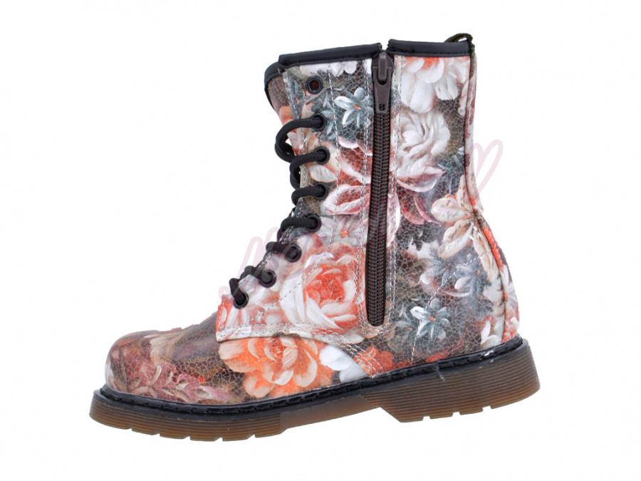 Ботинки KK1722-53, микс