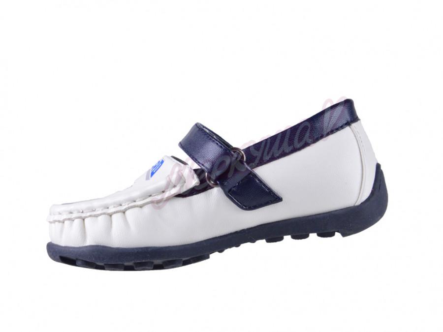 Ботинки LD216-508, белый