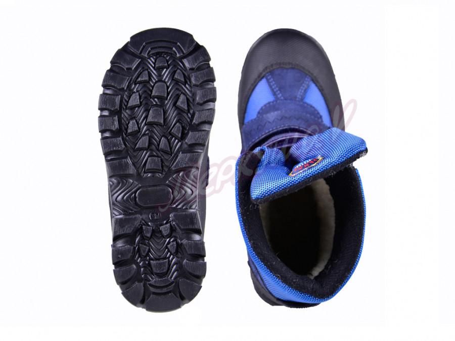 Ботинки Panda orthopedic 329-601, синий