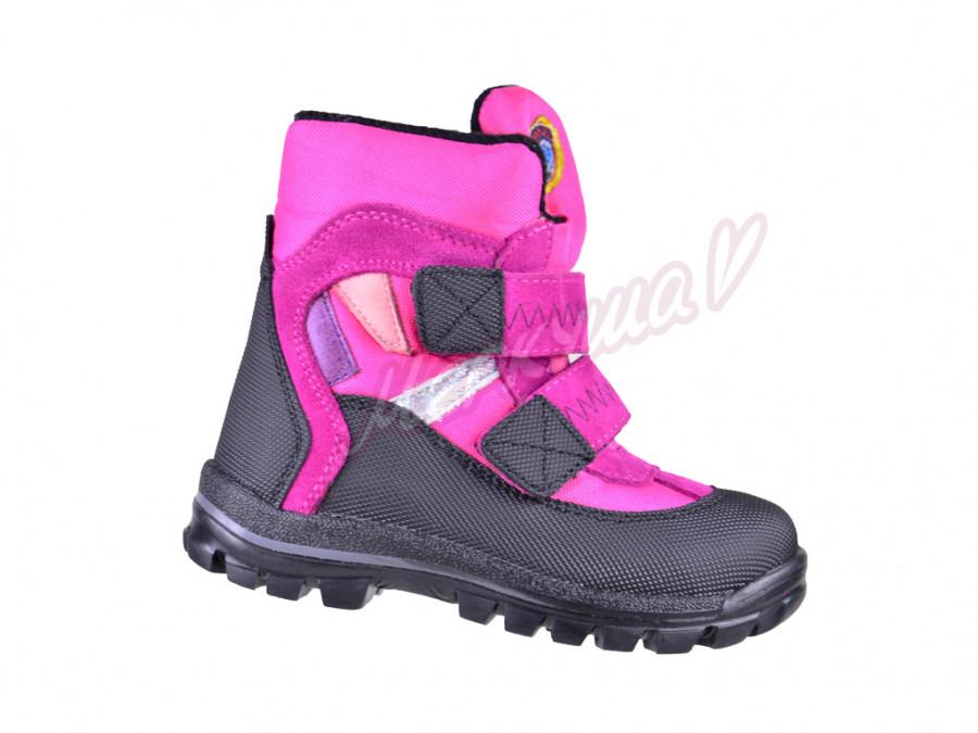 Ботинки Panda orthopedic 329-612, розовый