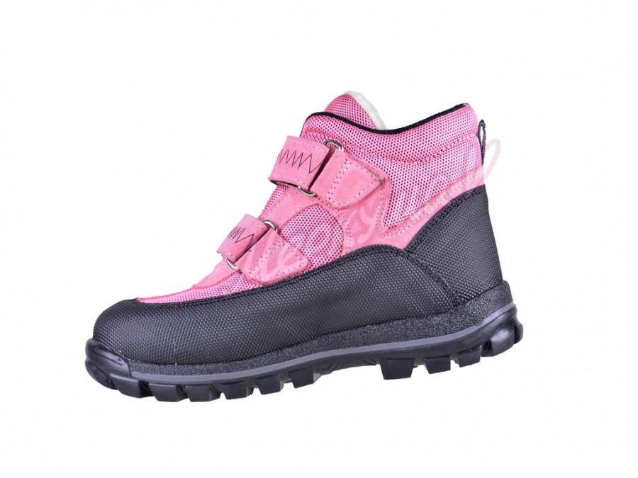 Ботинки Panda orthopedic 330-615, розовый