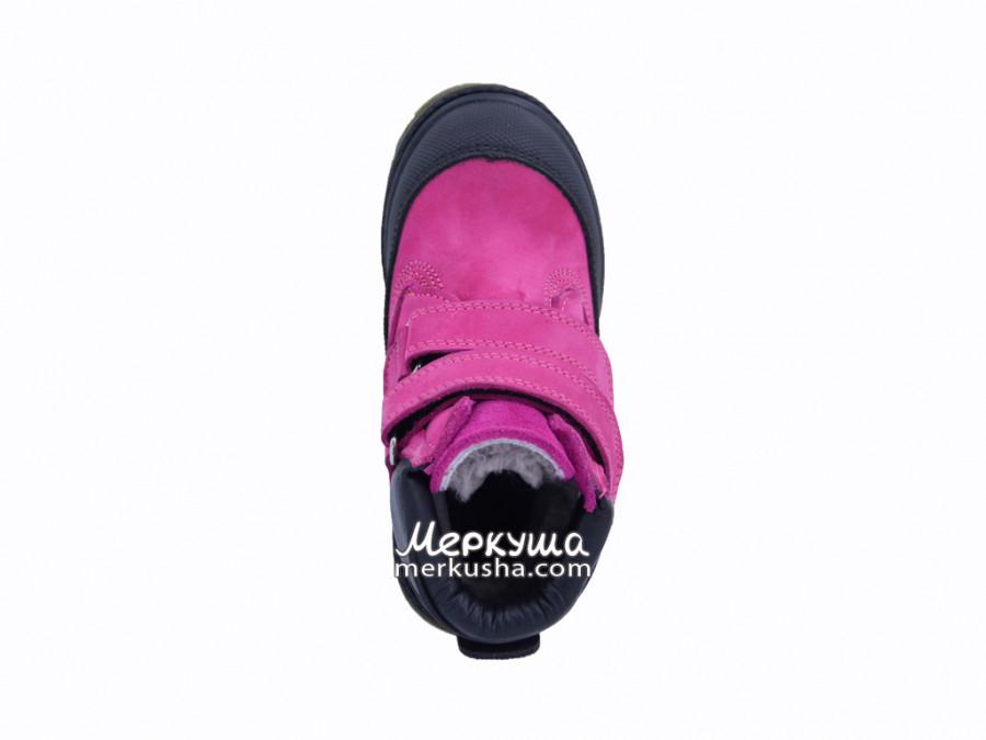 Ботинки Panda Orthopedic 500-312, розовый