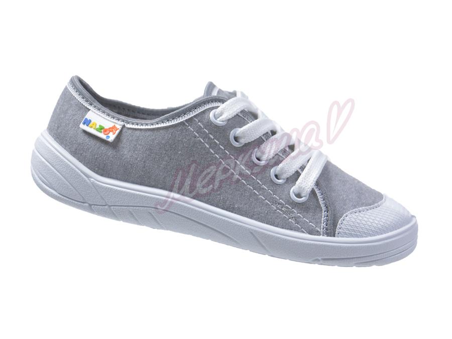Кеды NAZO-035DA, серый