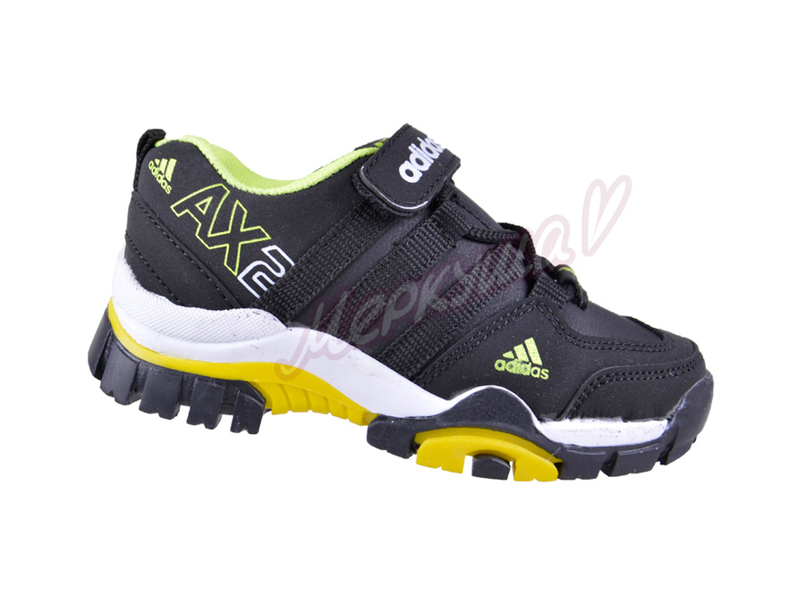 Кроссовки Adidas 7255B, чёрный