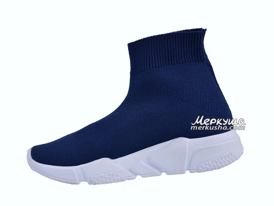 Кроссовки Balenciaga DSC0262, синий