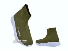 Кроссовки Balenciaga DSC0268, зелёный