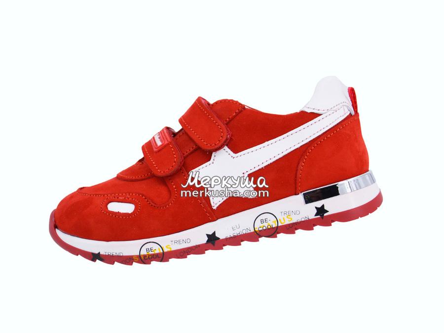 Кроссовки Bebetom DSC0147, красный
