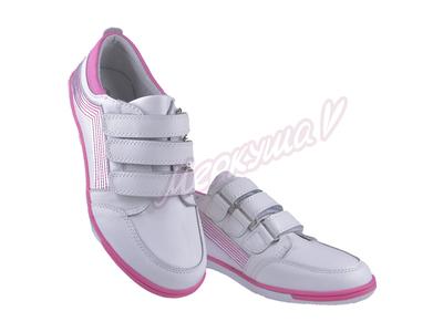 Кроссовки BG1713A-711, белый