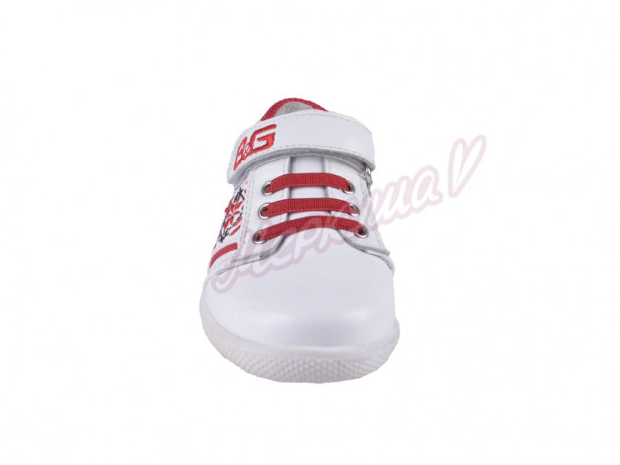 Кроссовки BG1715-02, белый