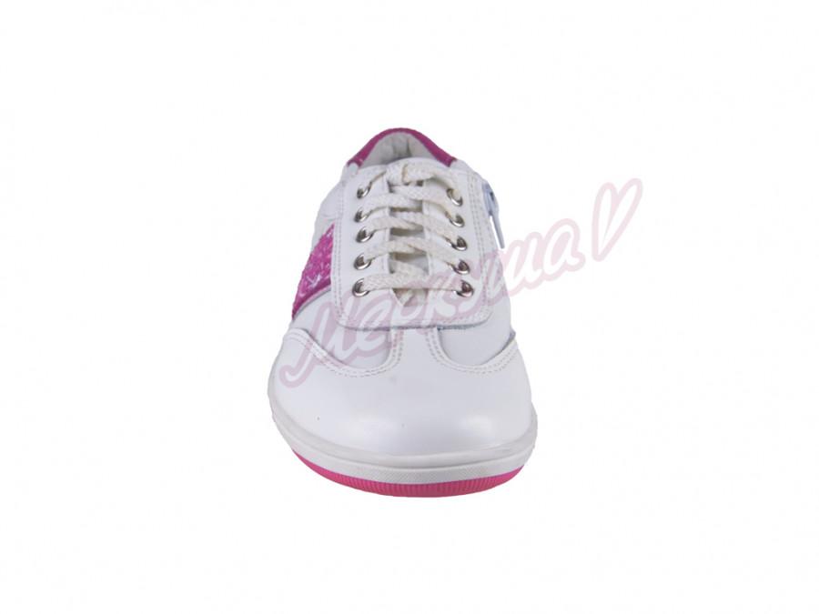 Кроссовки BG1715-38, белый
