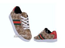 Кроссовки Gucci DSC0364, бежевый