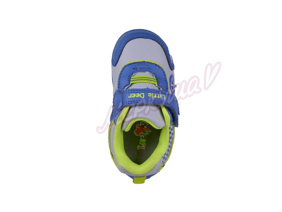 Кроссовки LD1115-1405, серый голубой