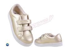 Кроссовки Mini cupay 700-01, золотой