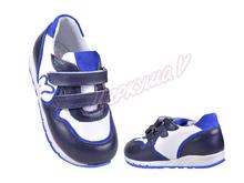 Кроссовки Panda orthopedic 6350-3257-50, белый/синий