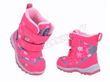 Термо ботинки BG187-51, розовый