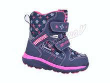 Термо ботинки BG187-54, синий