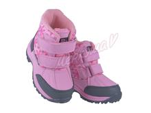 Термо ботинки R151-3107, розовый