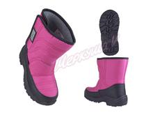 Термо ботинки R161-3193, розовый