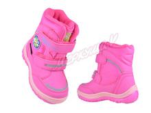 Термо ботинки R171-6023, розовый