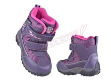 Термо ботинки R171-6024, фиолетовый