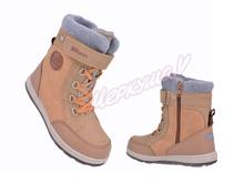 Термо ботинки R181-60G, бежевый