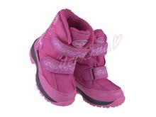 Термо ботинки RAY155-1799, розовый
