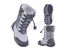 Термо ботинки RAY165-218, белый