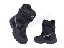 Термо ботинки RAY175-10, чёрный