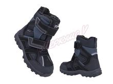Термо ботинки RAY175-11, чёрный