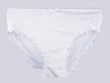 Трусики  4156 Нежность, белый