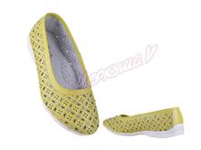 Туфли BG2616-39, жёлтый