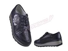 Туфли KK1817-66, чёрный