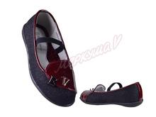 Туфли KK216-514, чёрный