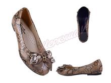 Туфли KK713A-403, коричневый