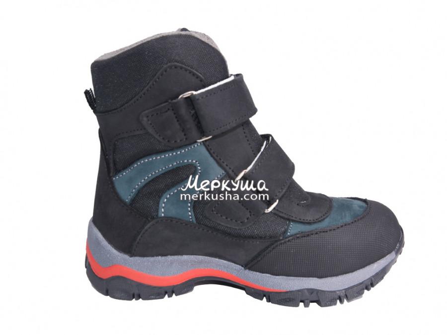 Ботинки Зимние Bebetom DSC0880