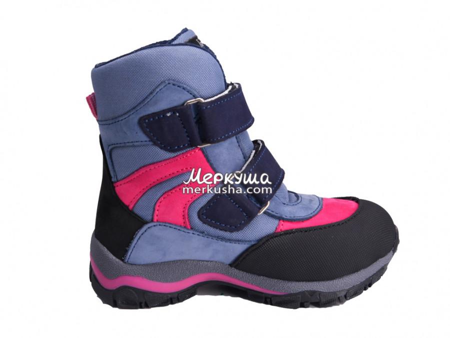 Ботинки Зимние Bebetom DSC0890
