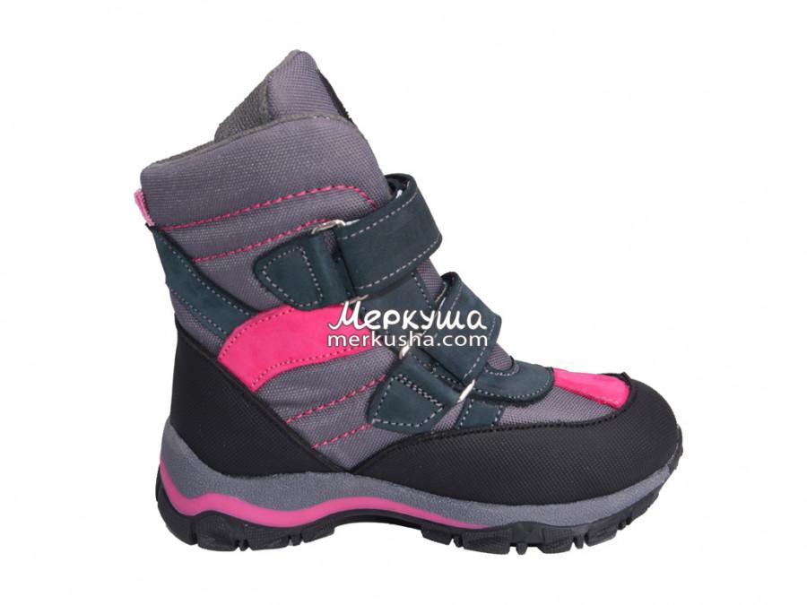 Ботинки Зимние Bebetom DSC0893