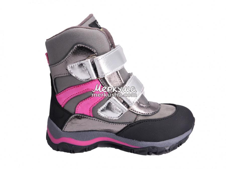 Ботинки Зимние Bebetom DSC0896