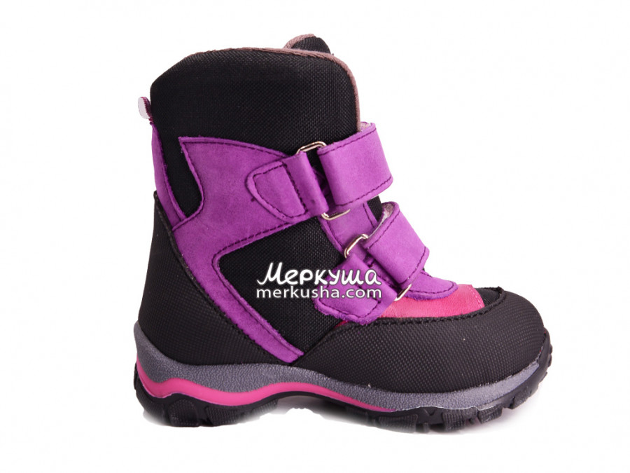 Ботинки Зимние Bebetom DSC1186