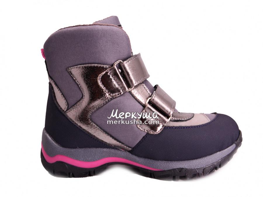 Ботинки Зимние Bebetom DSC1208