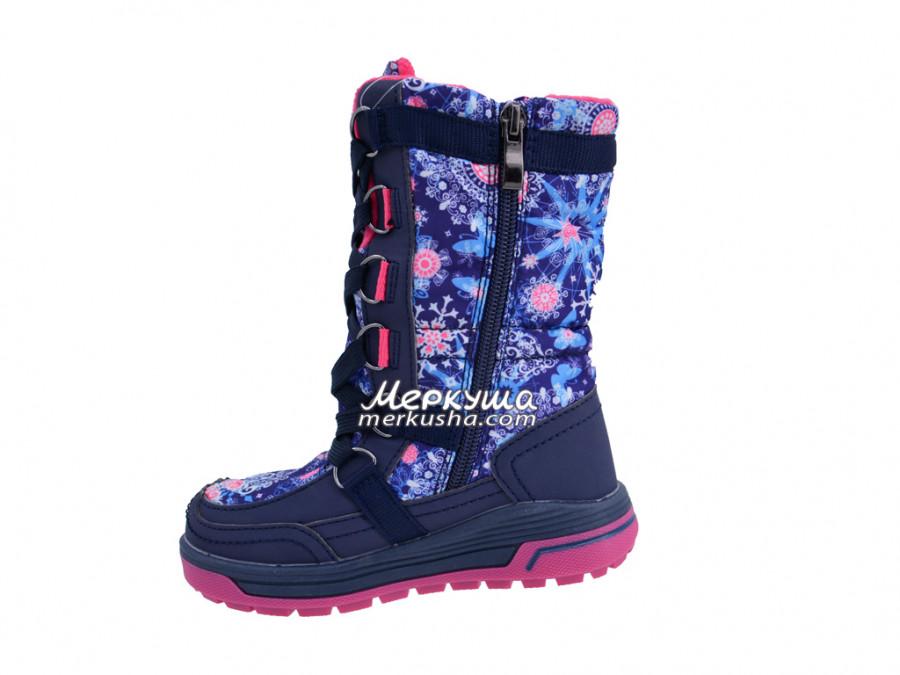 Термо ботинки BG R191-1205N