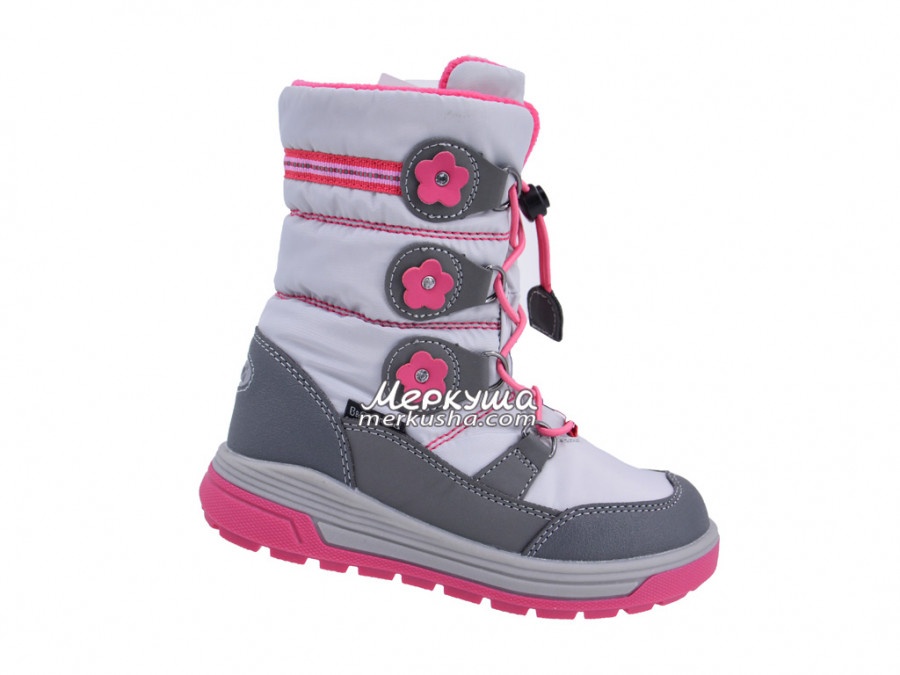 Термо ботинки BG R191-1213