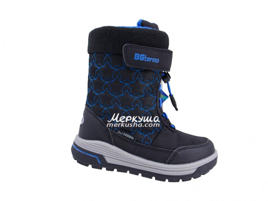 Термо ботинки BG R191-1223N