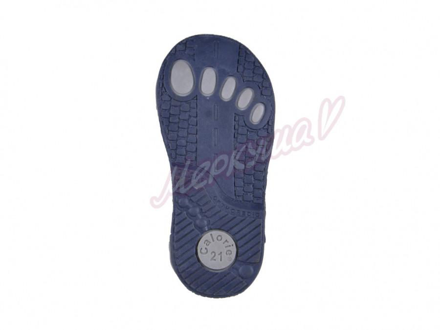 Босоножки A961-23C, синий