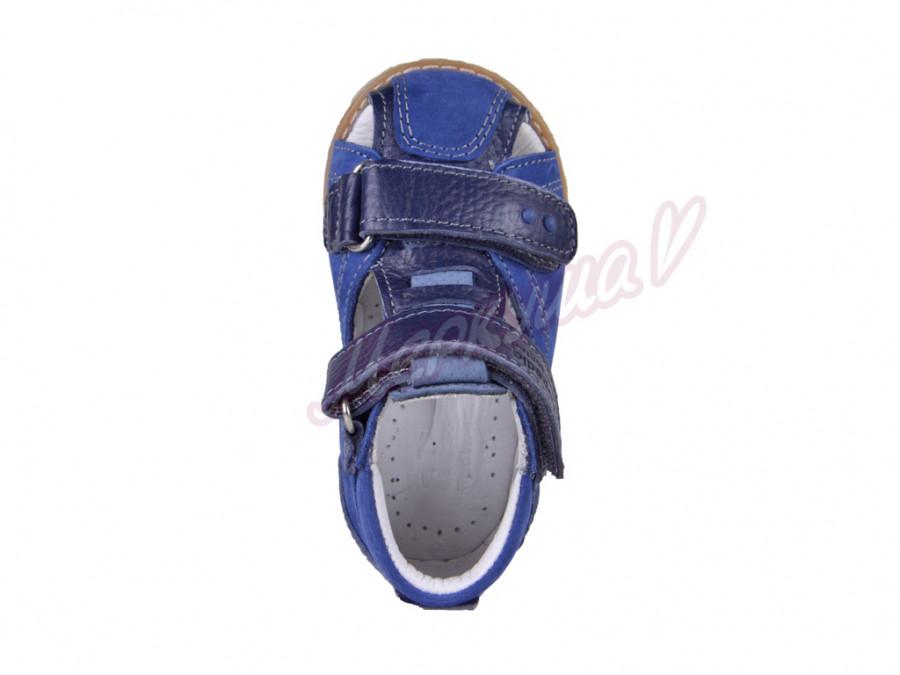 Босоножки Alberes 1081-203, синий