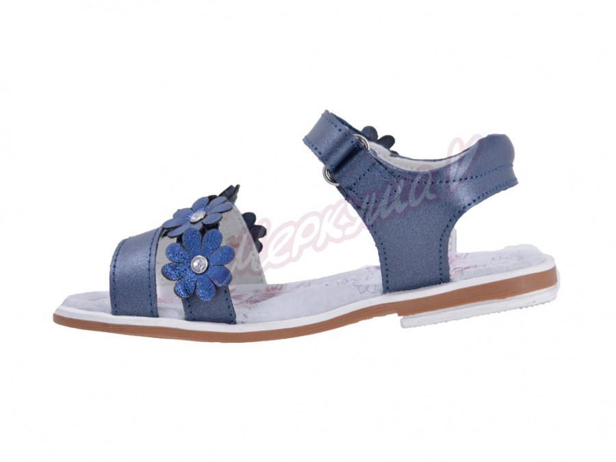 Босоножки BG170-121D, синий