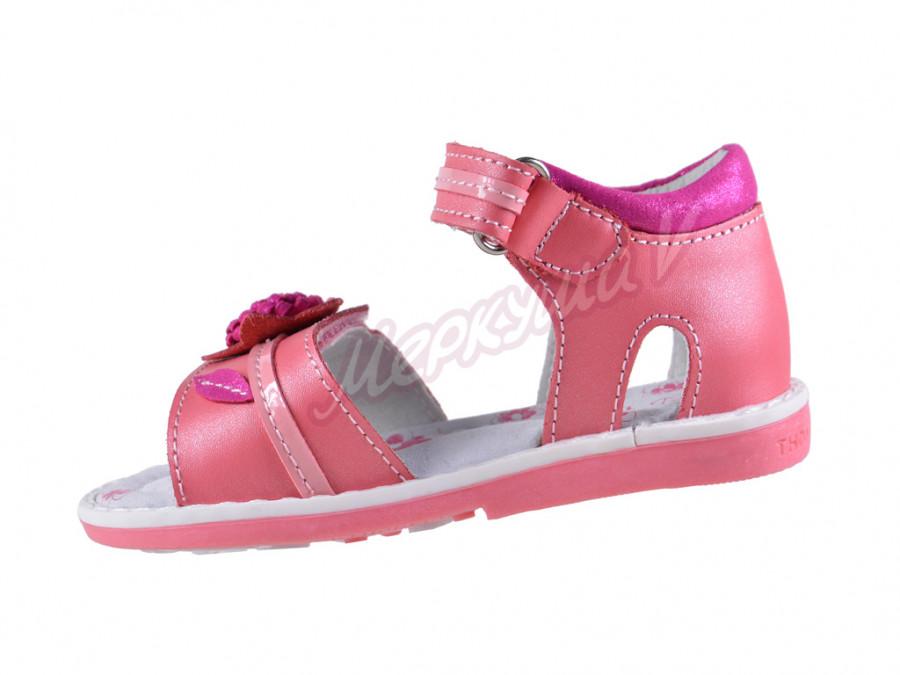 Босоножки LD170-101, розовый