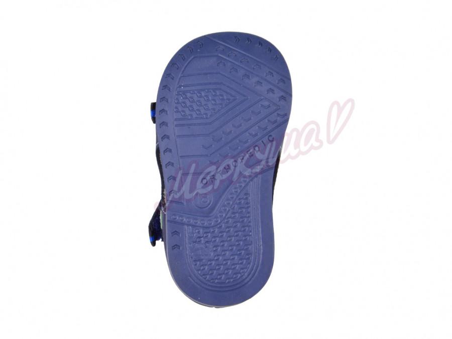 Босоножки  Panda orthopedic 5062-169-121, синий