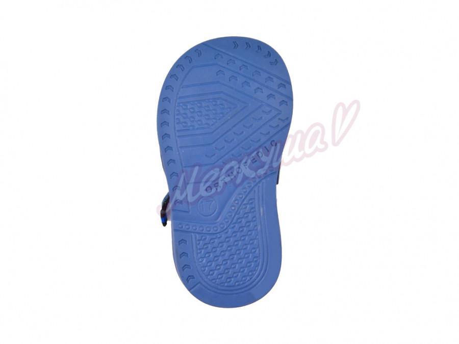 Босоножки  Panda orthopedic 5063-328-129-169, голубой